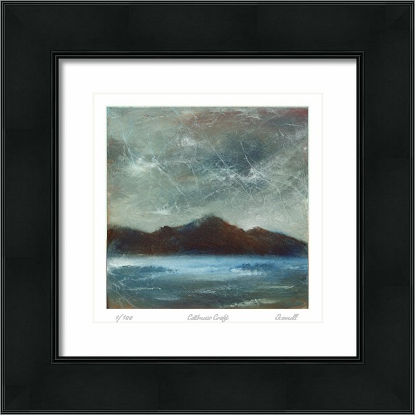 scottish mountain landscape giclee limited edition prints