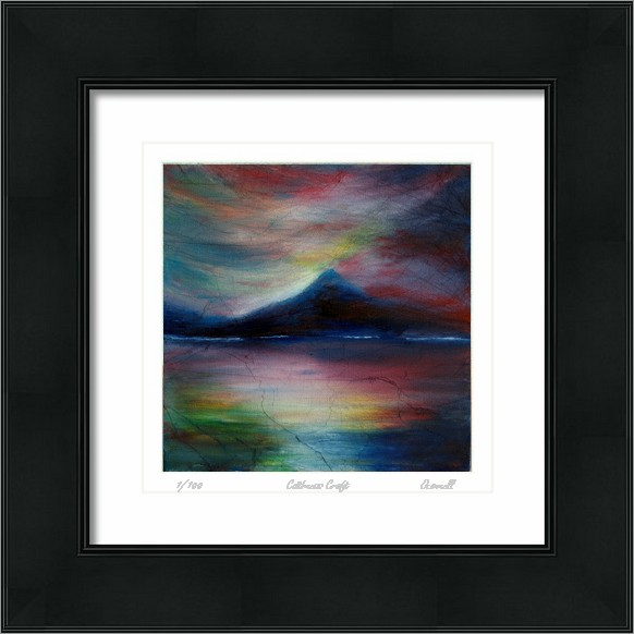 Pap of Glencoe scottish landscape mountain paintings and prints