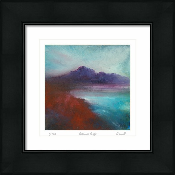 lochan hakel scottish landscape paintings and prints