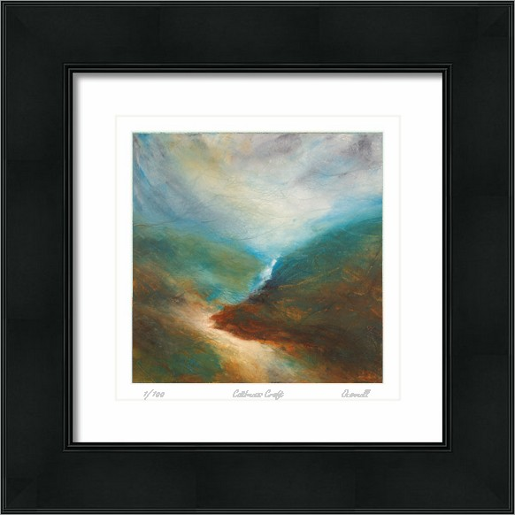 falls of unich original scottish landscape paintings and giclee prints