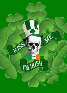 Funny St patricks tees and gifts