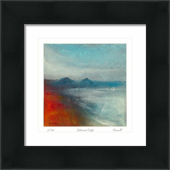 Reiss beach Caithness scottish seascape coastal paintings and prints of scotland