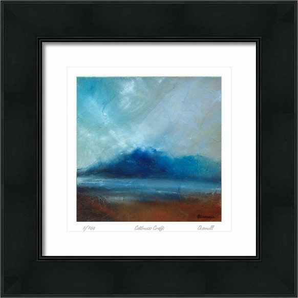Contemporary Scottish landscape fine art paintings and prints of Scotland