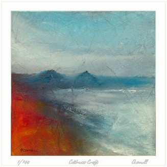Reiss beach Caithness limited edition fine art giclee prints