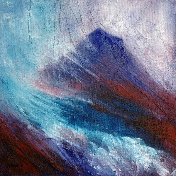 Marsco isle of skye contemporary scottish landscape paintings and prints