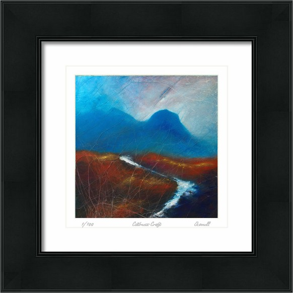 limited edition scottish impressionist landscape art prints